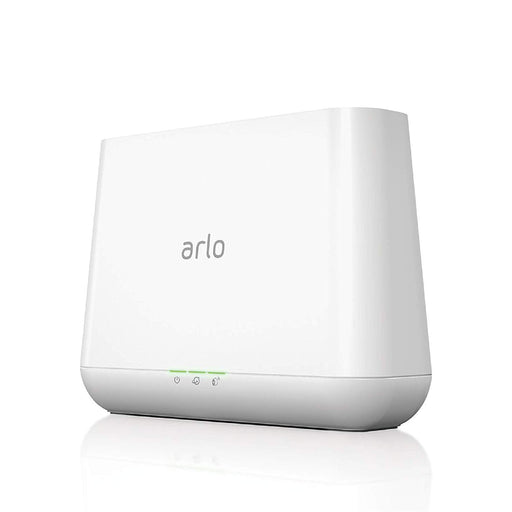 Netgear - Arlo Base Station for Arlo, Arlo Pro, Arlo Pro - No Cameras - White (Refurbished)