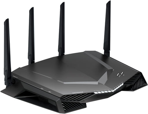 NETGEAR Nighthawk Pro Gaming XR450 4 Ports Wireless Router - Black (Refurbished)