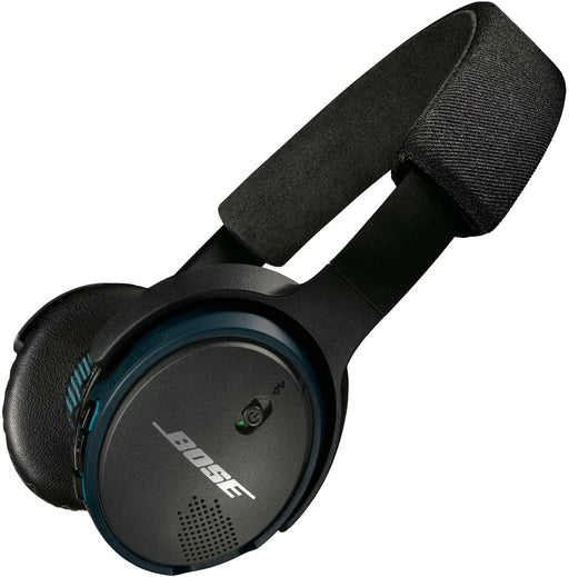 Bose SoundLink On-Ear Bluetooth Wireless Headphones - Black (Refurbished)