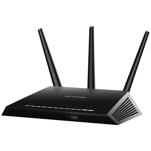 NETGEAR Nighthawk AC2300 Dual-Band Wi-Fi 5 Router - Black (Pre-Owned)