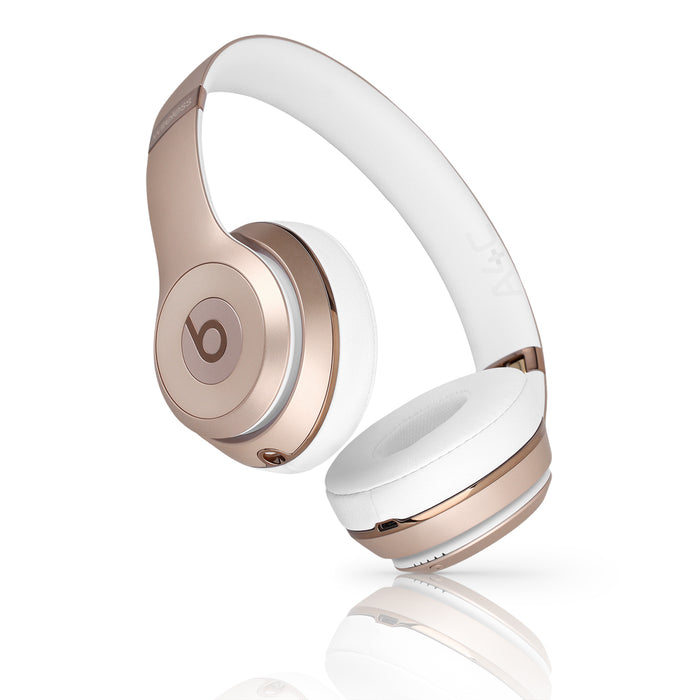 Beats By Dr. Dre Beats Solo3 Wireless On-Ear Headphone - Gold (Refurbished)