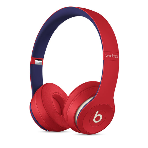 Beats By Dr. Dre Beats Solo3 Wireless On-Ear Headphones - Club Red (Refurbished)