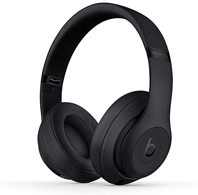 Beats By Dr. Dre Beats Studio3 Wireless Over-Ear Headphones - Black (Refurbished)