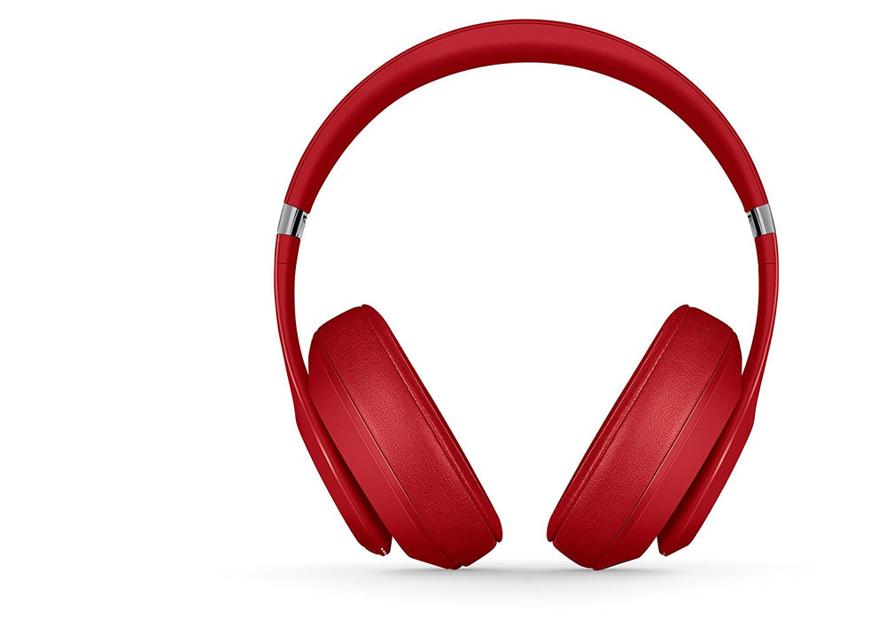 Beats By Dr. Dre Beats Studio3 Wireless Over-Ear Headphones - Red (Refurbished)