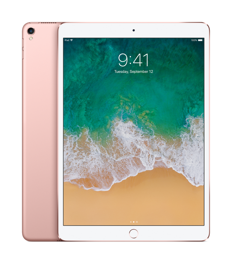 "Apple iPad Pro 2nd Generation, 64GB, 10.5"", Wifi Only - Rose Gold (Refurbished)"