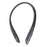 LG Tone Platinum Plus HBS-1125 Wireless Stereo Headset - Black (Refurbished)