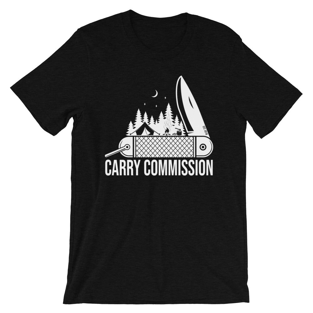 Camp Shirt - Carry Commission