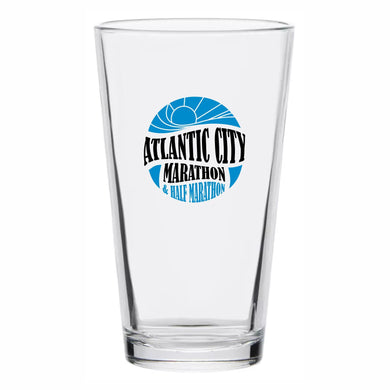 'Event Logo' Pint - Clear