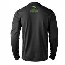 'SLC' Men's Tech LS Tee - Black - from Brooks