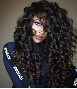 IMPERIAL /FRONTALS CURLY 13*4 HD lace