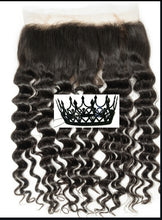 Load image into Gallery viewer, IMPERIAL /FRONTALS CURLY 13*4 HD lace