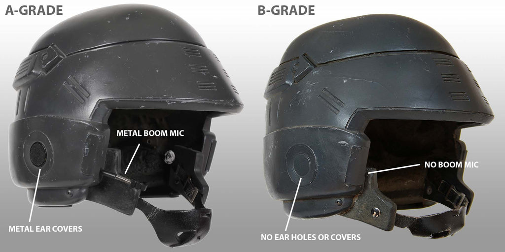 Upgrading Your Starship Troopers Helmet