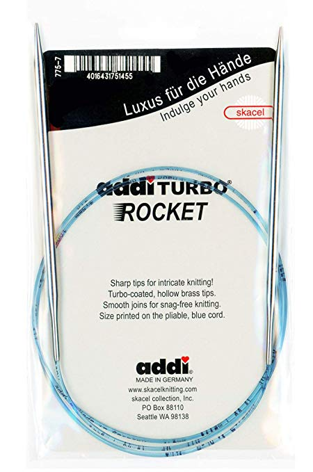 "Addi Rocket 32"" Circular Needles (US 9/5.5mm)"