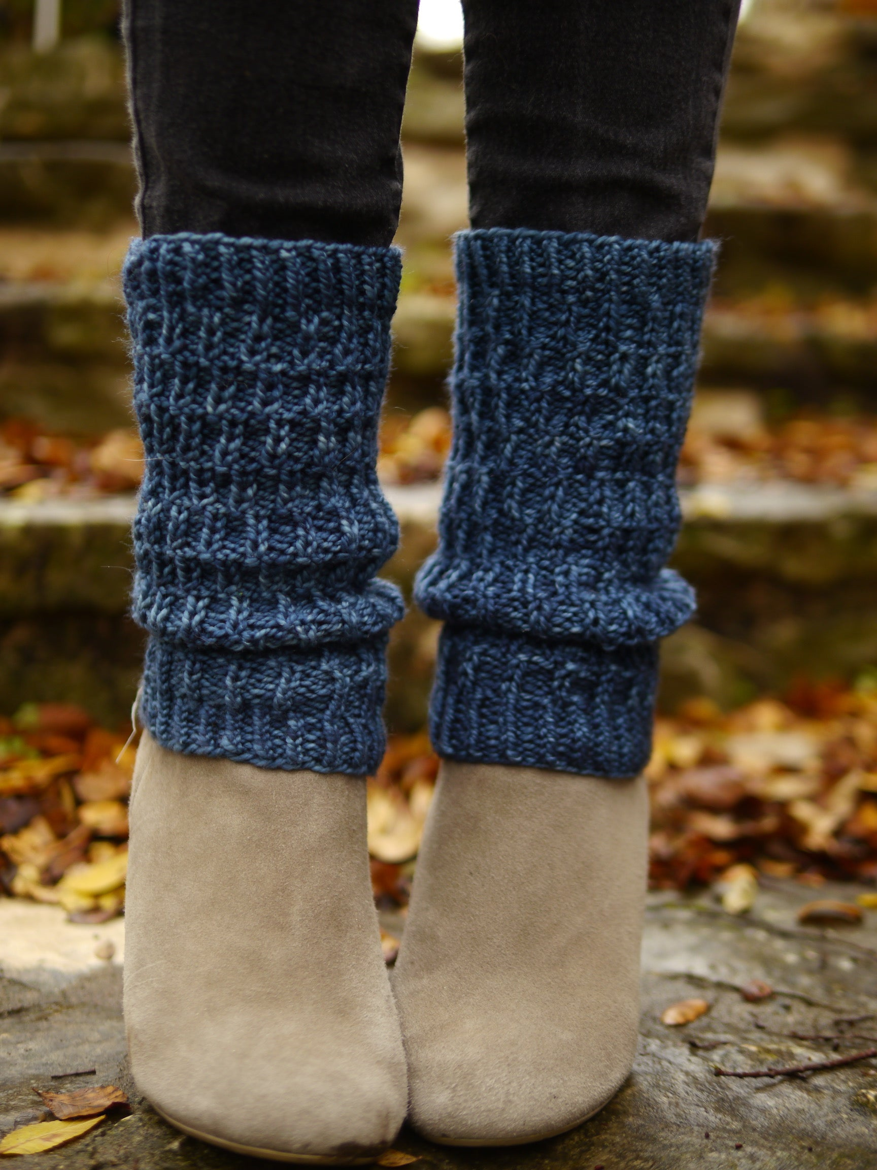 Leggy Warmers & Toppers (knit)