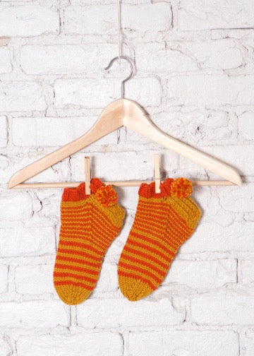 That 70's Sock Digital Knit Pattern