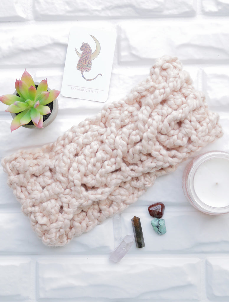 Hot in Here Headband Crochet Pattern