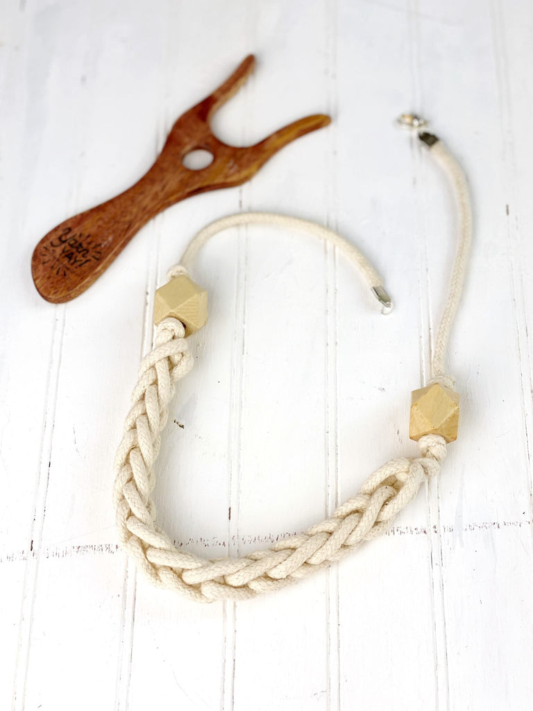 Lucet Knit Rope Necklace Kit