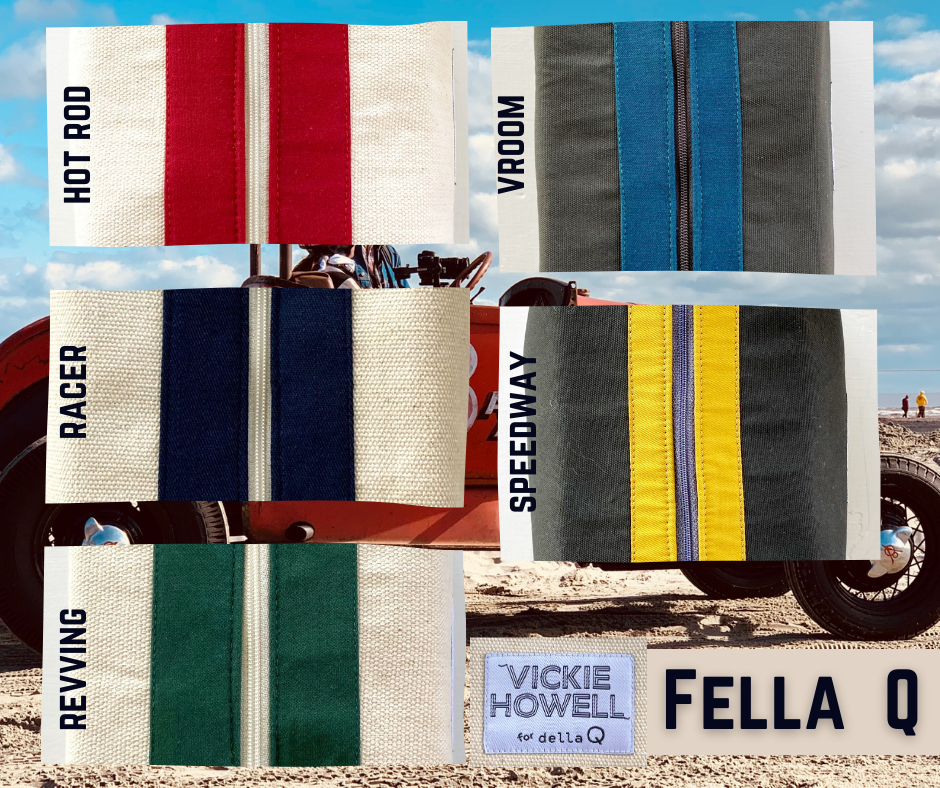 Fella Q Three Bag Collection Bundle
