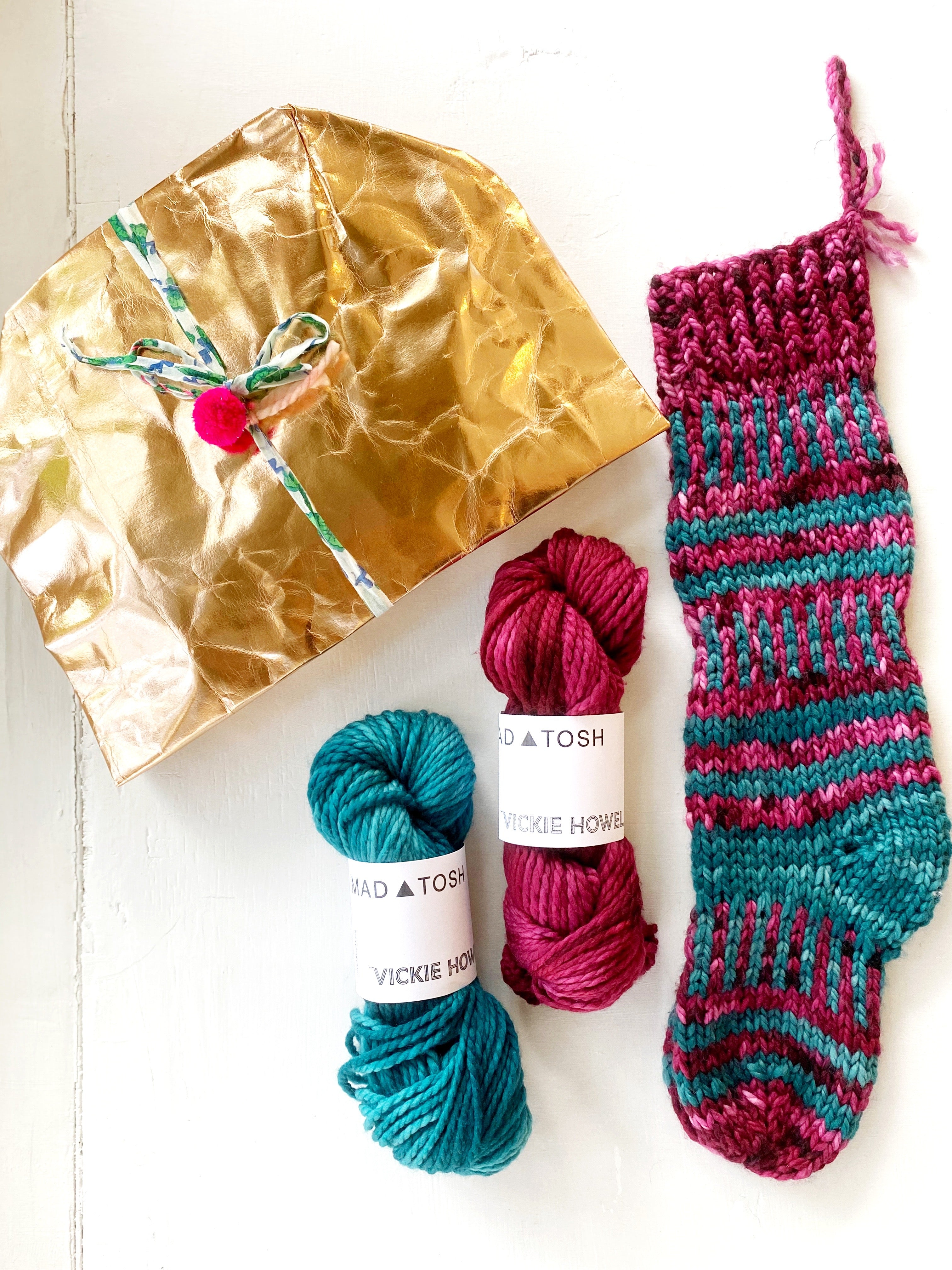 HOME for the Holidays Stocking Kit