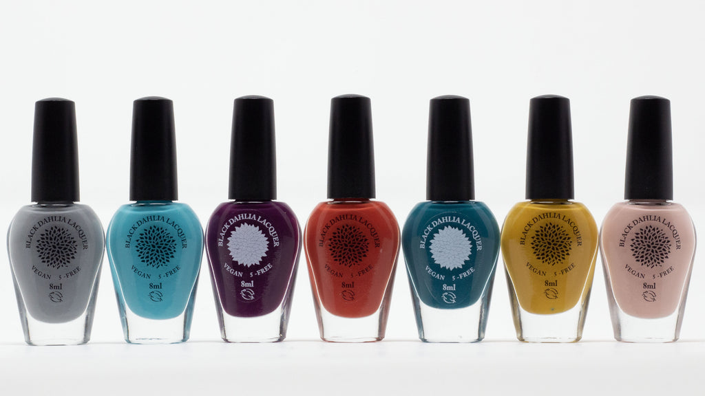 High-Five Collection Nail Polish