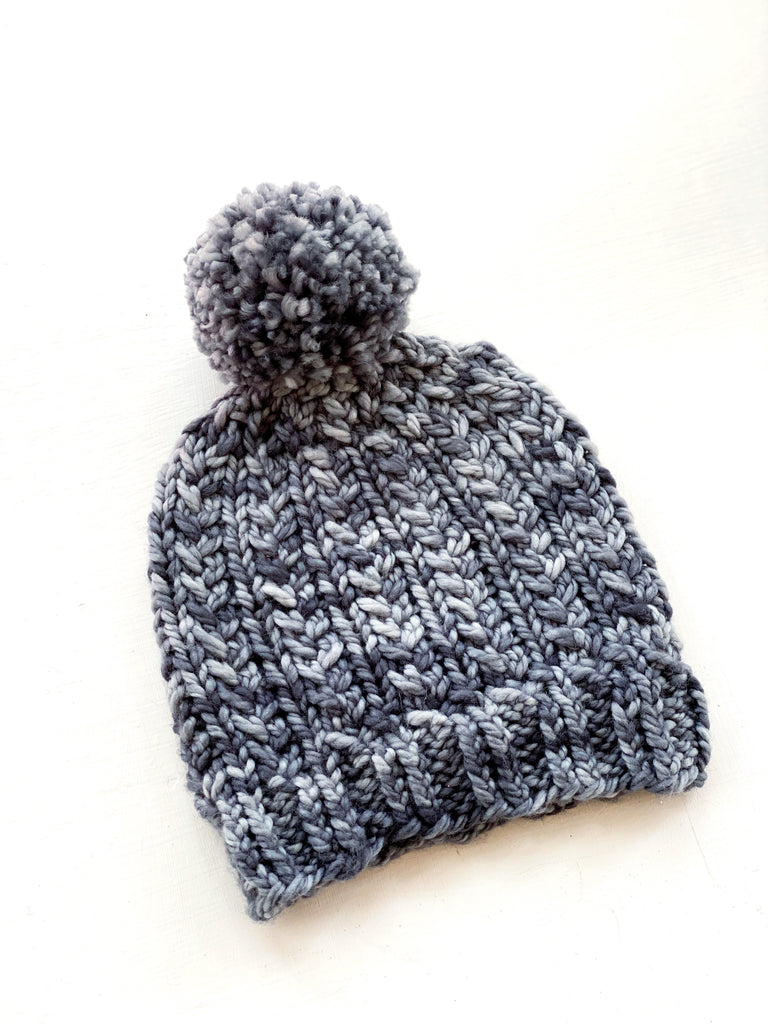 Sloper Beanie Knit Pattern