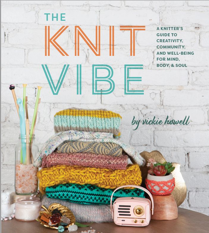 The Knit Vibe by Vickie Howell