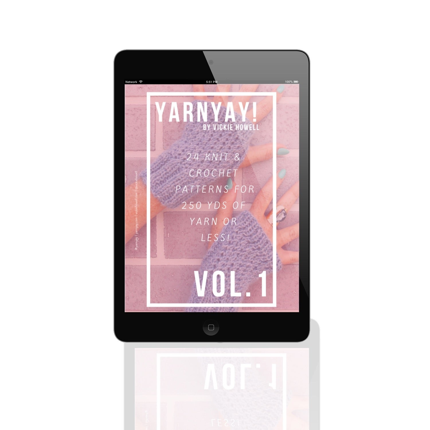 YarnYAY! Vol. 1 eBook