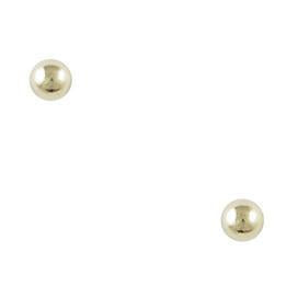 Gold and Silver Ball Studs