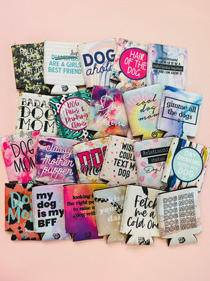 Furry Friends Koozies