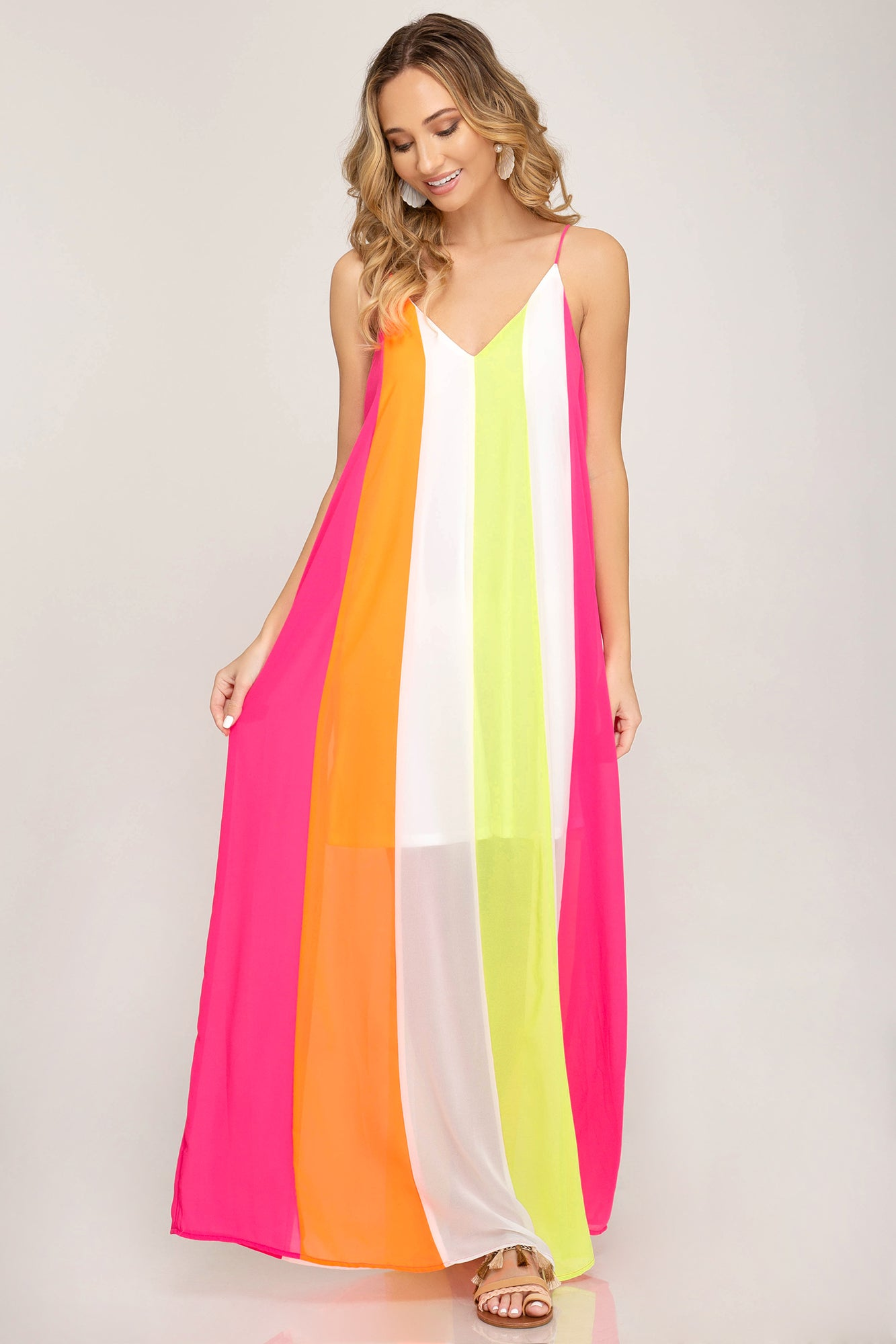 GRETCHEN MAXI DRESS