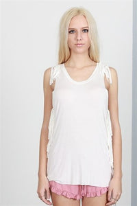 NINA SLEEVELESS TOP