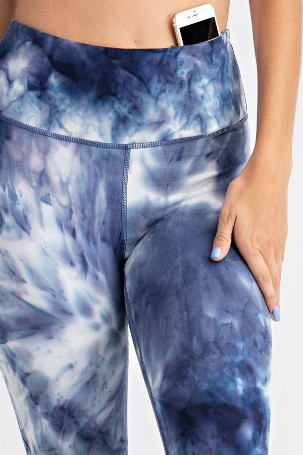 Bethel Tie Dye Full Length Leggings