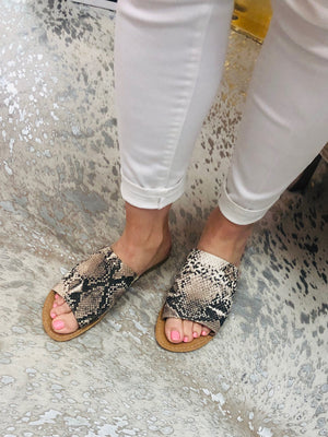 SAHARA SLIP ON SANDAL *FINAL SALE*