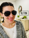 Alton Modern Aviator Sunglasses