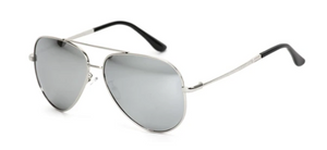 Bedford Mirror Lens Aviator Sunglasses
