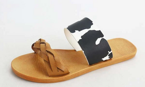MOONDANCE SLIDE ON SANDALS *FINAL SALE*