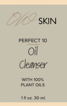OW Skin - Perfect 10 Oil Cleanser