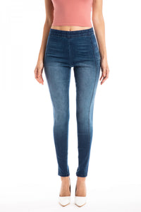 Sage High Rise Jeggings