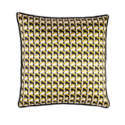 Callisto Silk Cushion - Paul Marney & Co