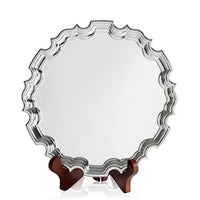 "Silver Golf Trophy Chippendale Tray 12""/30cm -59-CN1503C"