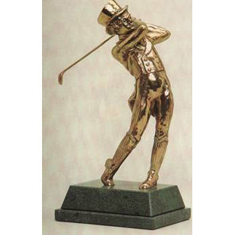 "Johnnie Walker golfer - 8.5""/22cm S11Johnnie Walker as golf trophy award - 8.5""/22cm S11"