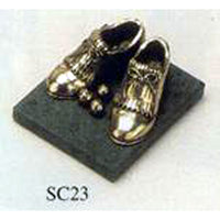 "MIniature Golf Shoes & Balls Prize - 2""/5.5cm SC23"