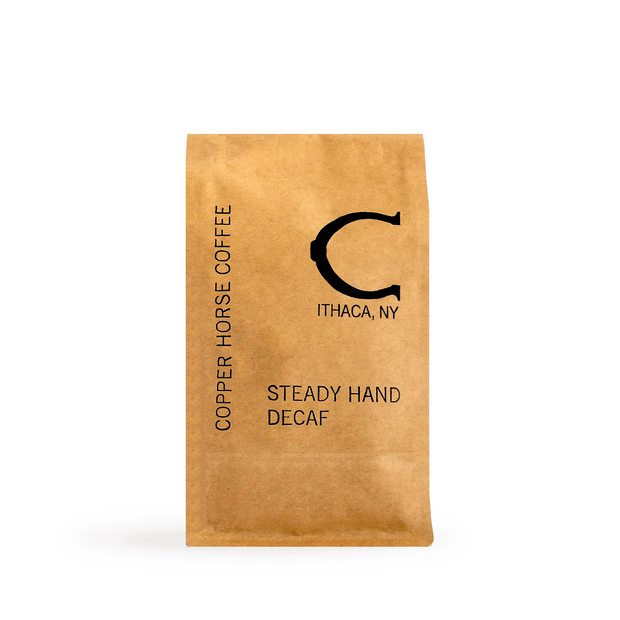 Steady Hand Decaf Blend