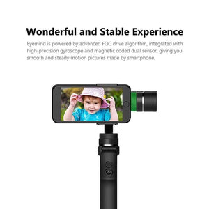 EYEMIND Smartphone Stabilizer | The End of Shaky Videos - Teqtus