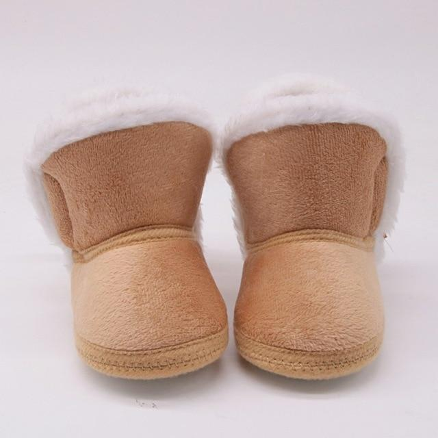 Winter Baby Boots (Unisex) - Teqtus