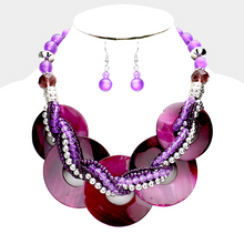 Load image into Gallery viewer, Shell Necklace Sets