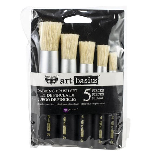 Dabbing Brush Set