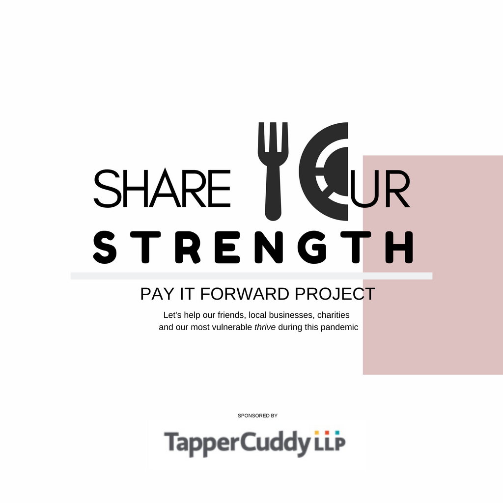Share OUR Strength: Pay It Forward Project
