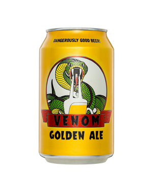 Venom Golden Ale 330ml