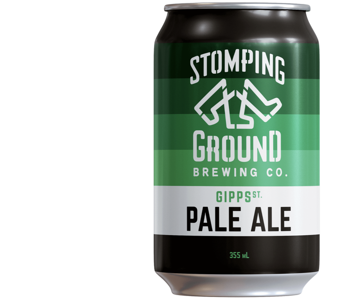 Stomping Ground Gipps St Pale Ale 355ml